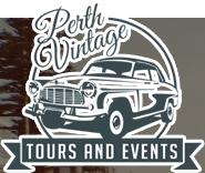 Perth Vintage Logo